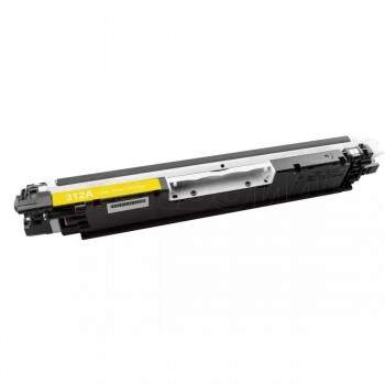 Toner Hp Ce 312 a / Ce 312a / Ce312a - 126a / 126 a - Amarelo / Yellow - Remanufaturado (1 K)