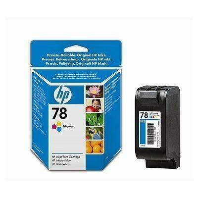 Cartucho Hp 6578 a / 6578a - C6578dl / c 6578 Dl - Color - Original - (19 Ml)