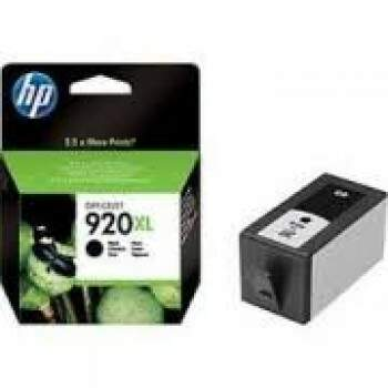 Cartucho Hp 920 Xl / 920xl - Cd975a - Preto / Black - Original - (29 Ml )