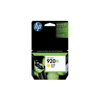 Cartucho Hp 920 Xl / 920xl - Cd974al / Cd 974a - Amarelo / Yellow - Original (7,5 Ml)