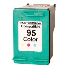 Cartucho Hp 95 - C8766wb / c 8766w - Color / Colorido - Remanufaturado - (10 Ml)