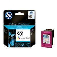 Cartucho Hp 901- Cc656ab - Cc 656a - Color / Colorido - Original (13 Ml)