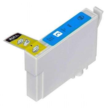 Cartucho Epson t 194 220 / 1942 / T194220 - Azul / Ciano / Cyan - Compativel (6 Ml)