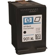 Cartucho Hp 901 Xl / 901xl - Cc654a - Preto - Remanufaturado (21 Ml)