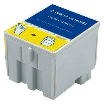 Cartucho Epson To 52 / To52 - 480 / 580 / C20 - Color - Compativel