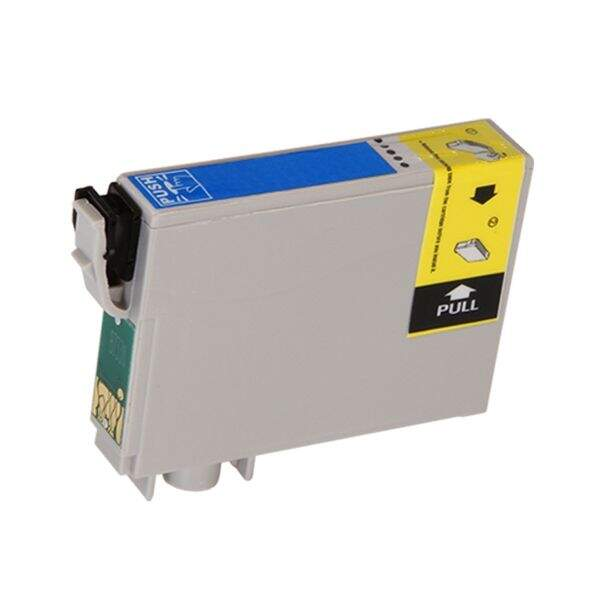 Cartucho Epson To 47 220 / To 47220 / To47220 - Azul / Cyan / Ciano - Compativel (13 Ml)