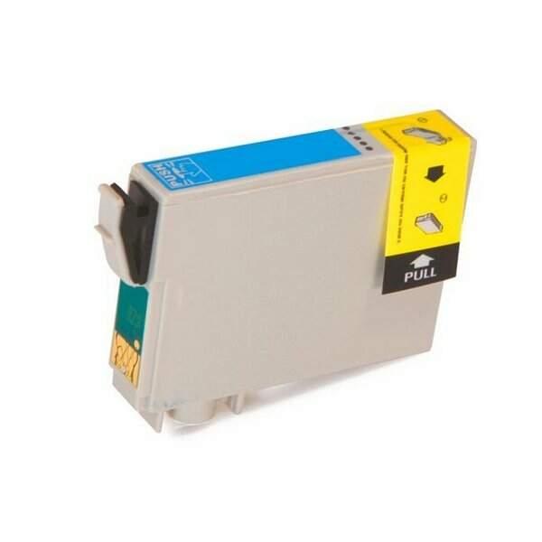 Cartucho Epson To 82 520 - To82520 - Compativel - Cyan Azul Ligth (16 Ml)