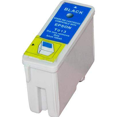 Cartucho Epson To 13 / To13 - Preto - Compativel (10 Ml)