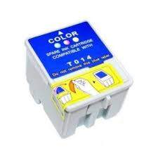 Cartucho Epson To 14 - To14 - Color Compativel (14 ml)