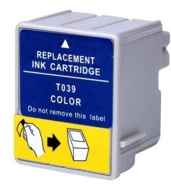 Cartucho Epson To 39 / To39 / To39020 - Color - Compativel (30 Ml)