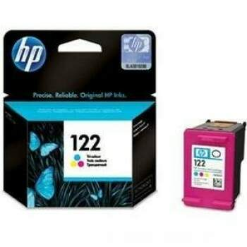 Cartucho Hp 122 - Color / Colorido - Ch562hb - Remanufaturado (6 Ml)