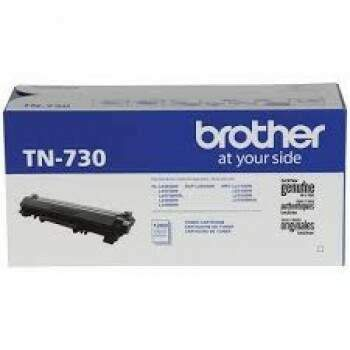 Toner Brother Tn 730 / Tn730 - (2550/2350/2370/2390) Original