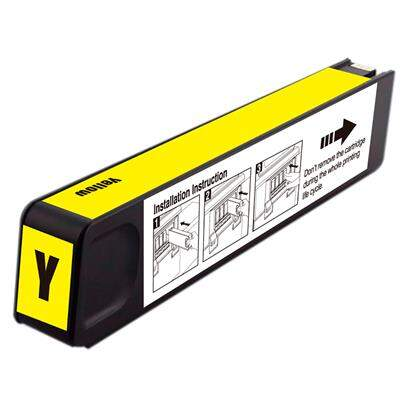 Cartucho Hp 971 Xl / 971xl - Cn628am - Amarelo / Yellow - Original (86,5 Ml)
