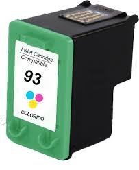 Cartucho Hp 93 Xl - 93xl / C9361wb - Color - Compativel (14 Ml)