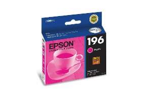 Cartucho Epson 196 / T196320 / t 196 320 - Magenta - Original (4 Ml)
