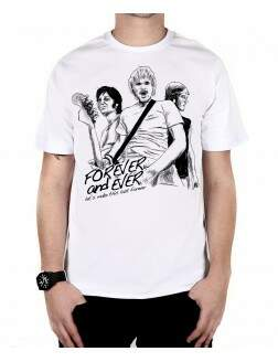 Camiseta Forever And Ever Branca