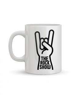 Caneca The Rock Show Branca