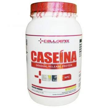 Caseína 907g - Cellgenix
