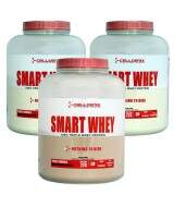 Smart Whey Triple Whey 1,814g - Cellgenix - 3 unidades