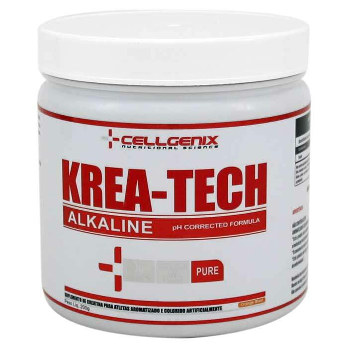 Krea-Tech Laranja 200g - Cellgenix