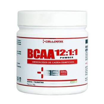 BCAA 12:1:1 Powder 100g - Cellgenix