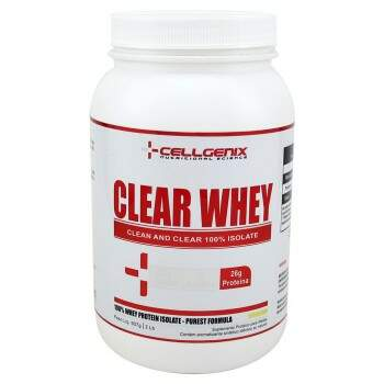 Clear Whey 100% Isolate 454g - Cellgenix