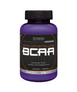 BCAA 500mg 60 Cápsulas - Ultimate Nutrition