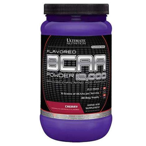 Bcaa 12000 Powder 457g - Ultimate Nutrition