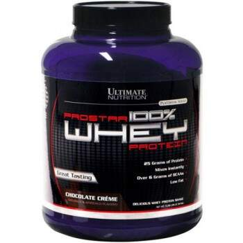 Prostar 100% Whey Protein 2390g - Ultimate Nutrition