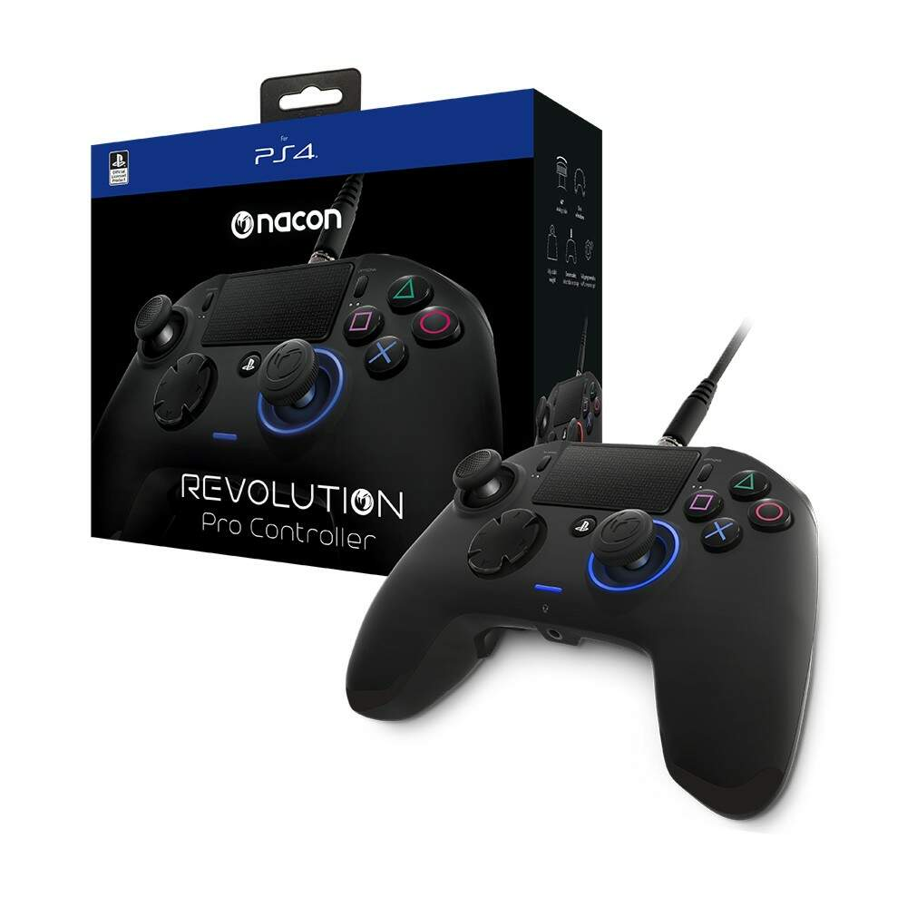 Controle PS4 Pro Dualshock 4 Revolution Playstation 4 - Nacon