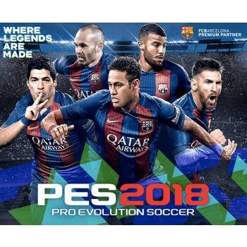 PES 2018 - Pro Evolution Soccer - PS4