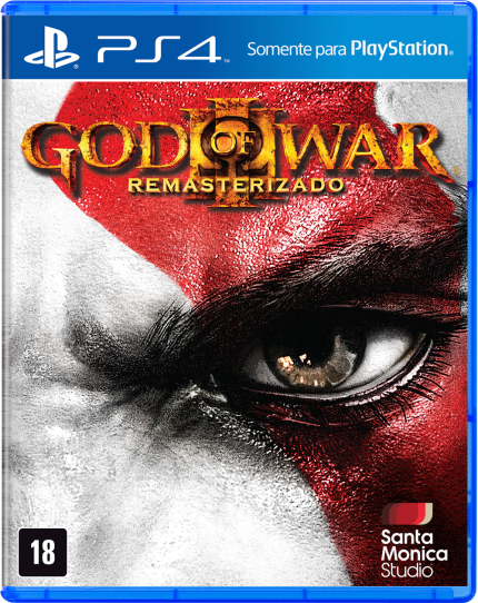 God Of War III - Remasterizado - PS4
