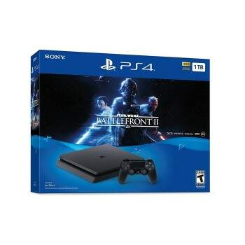 Console Playstation 4 Slim 1tb Star Wars Battlefront 2