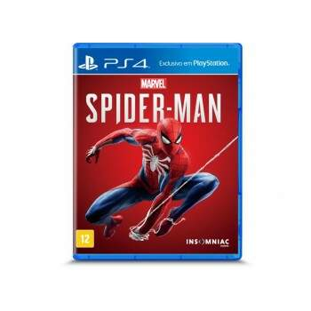 Marvel Spider Man -  PS4