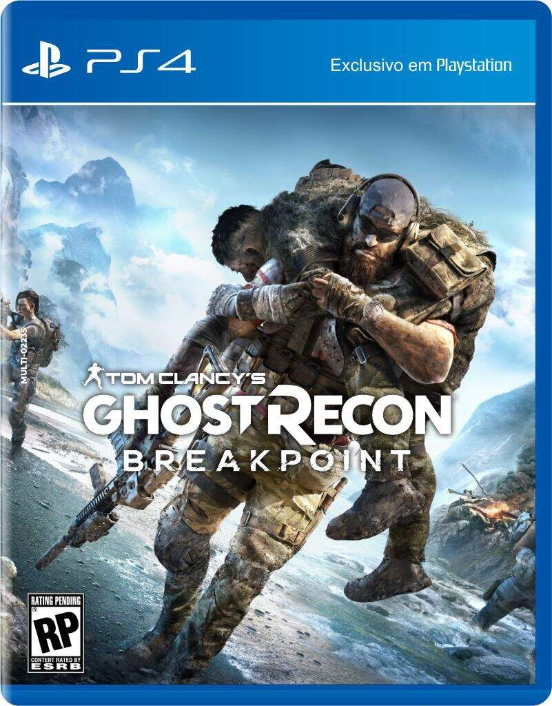 Ghost Recon - Breakpoint  - PS4