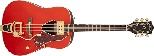 VIOLAO RANCHER BIGSBY GRETSCH 270 4034 522 G5034TFT ACOUSTIC