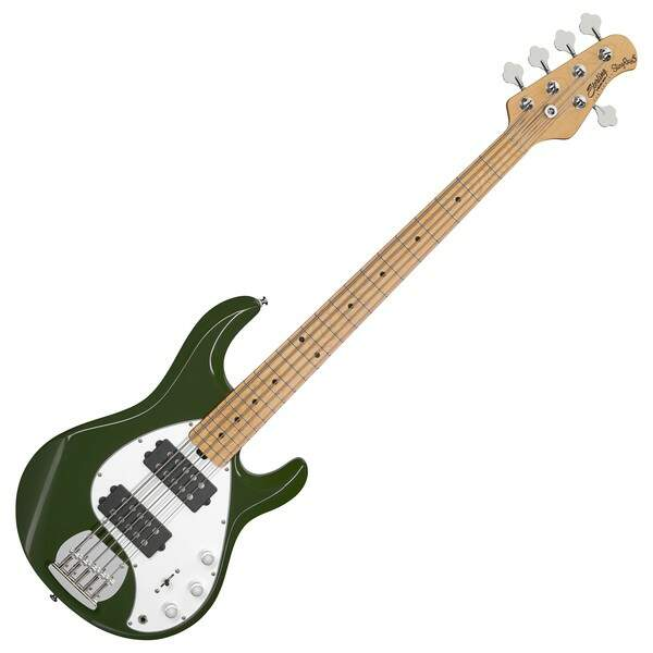 CONTRABAIXO ELET 5C STERLING SUB RAY 5 HH - OLIVE