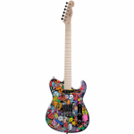 Guitarra Tagima Signature Custom Colors Marcinho Eiras