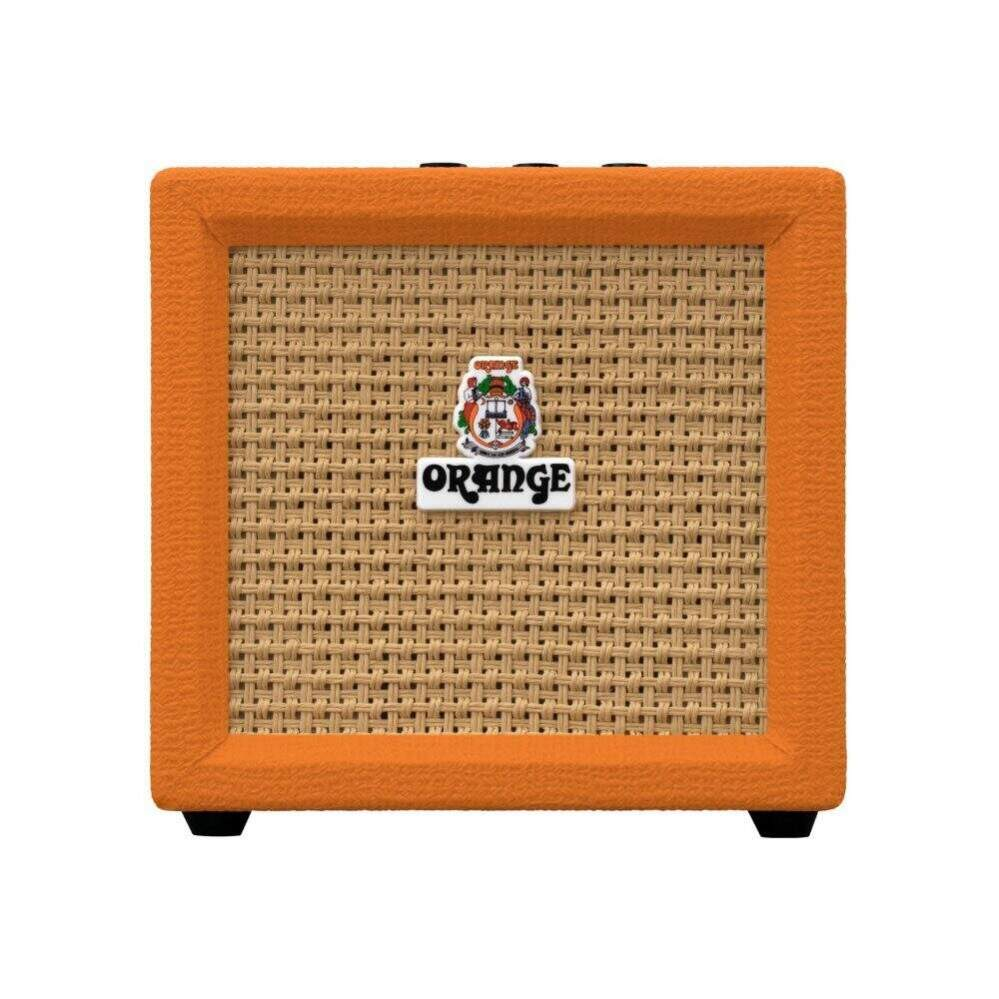Amplificador Orange combo para guitarra Crush Mini