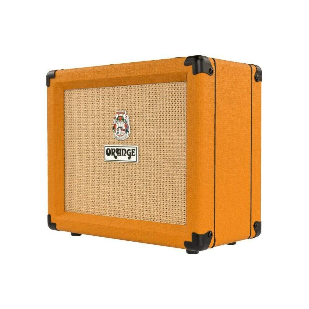 Amplificador Orange Combo para Guitarra Crush 20 1X8