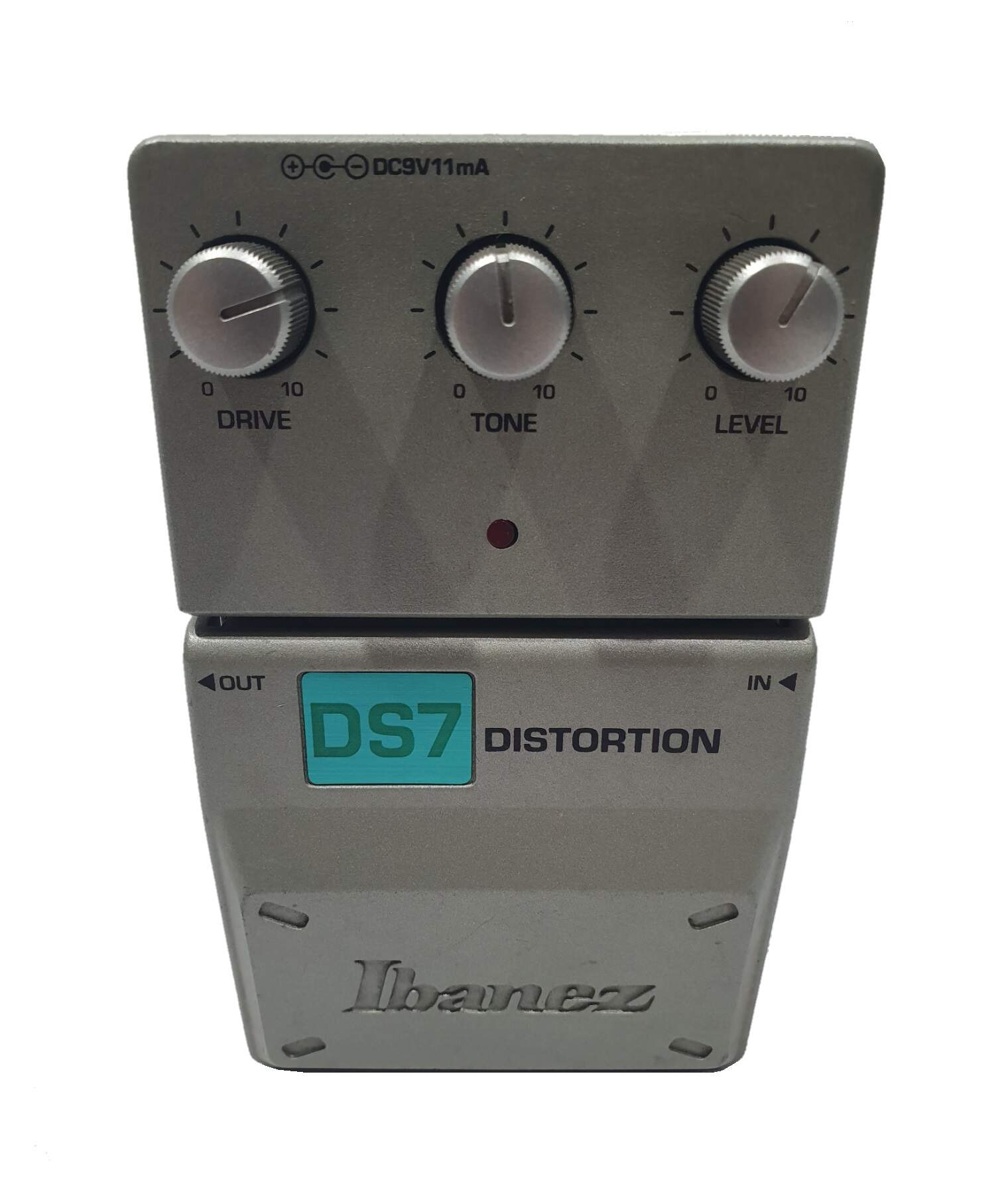 Pedal Ibanez DS7 Distortion Mostruário