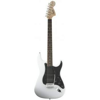 Guitarra Fender 031 0700 Squier Affinity Fat Strat 505 Olympic White