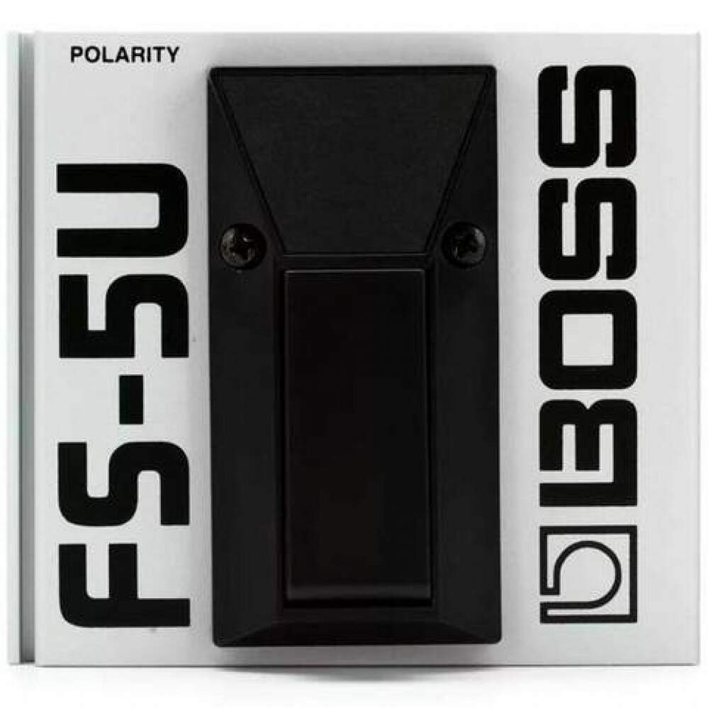 Pedal Seletor Boss FS5U Footswitch