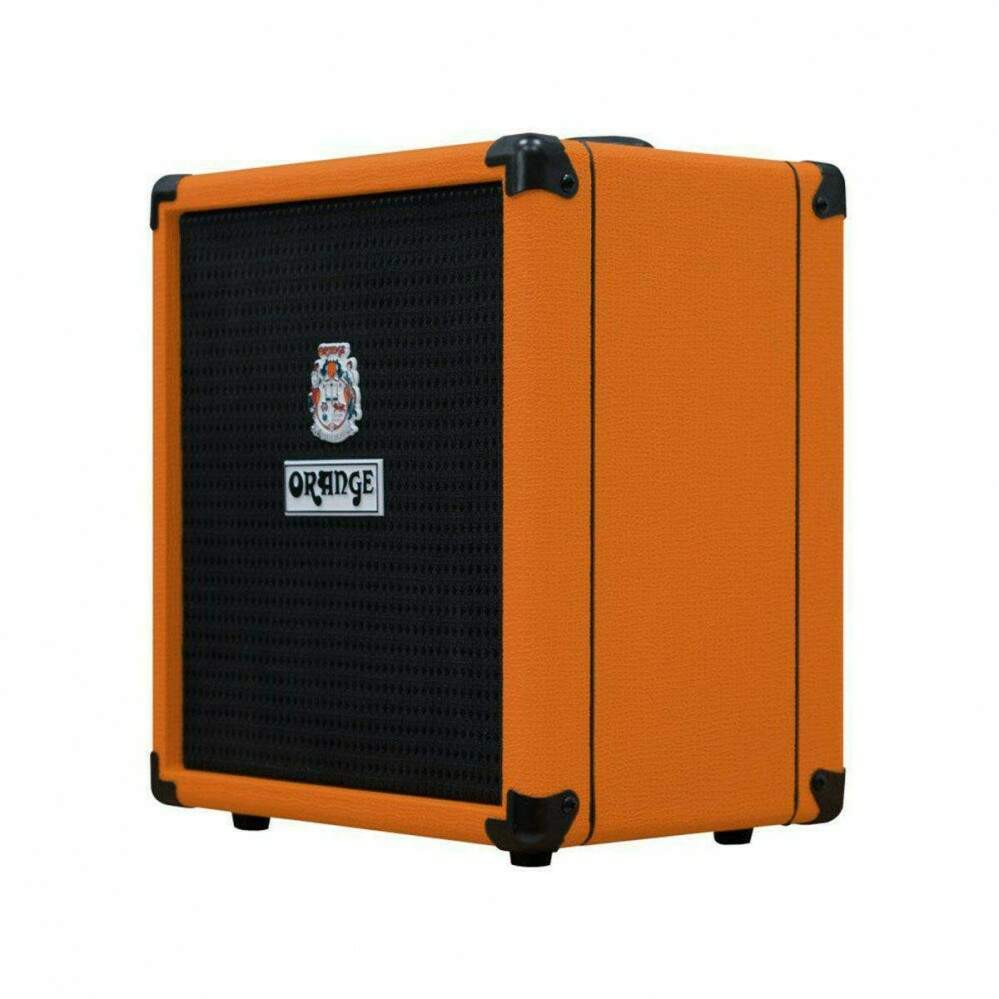 Caixa Amplificada Orange Crush Bass 25 1x8 para Contrabaixo