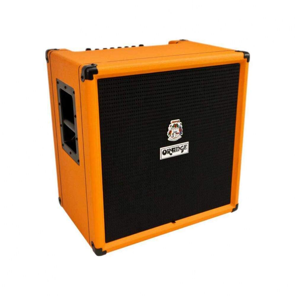 Amplificador Combo Para Baixo Crush Pix Bass CR100BXT Orange