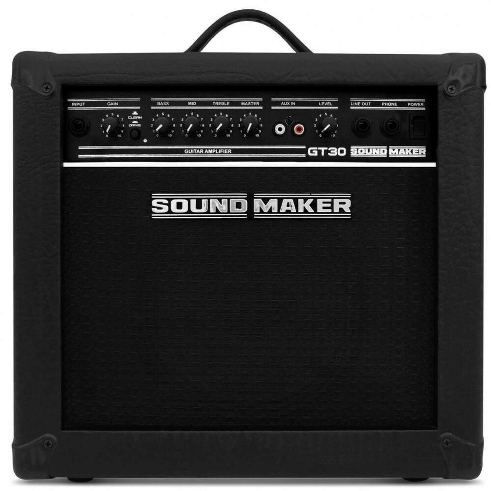 Amplificador Guitarra Sound Maker GT30