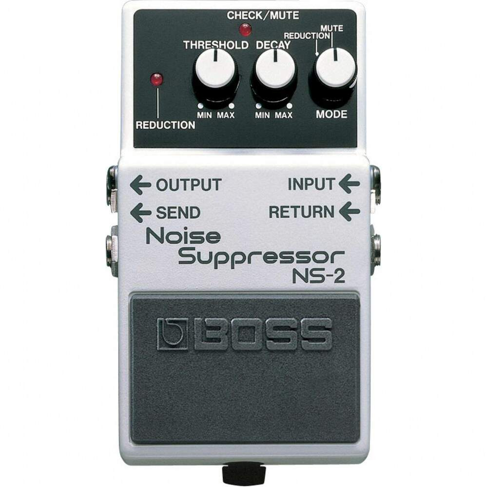 Pedal NS2 Noise Supressor Boss