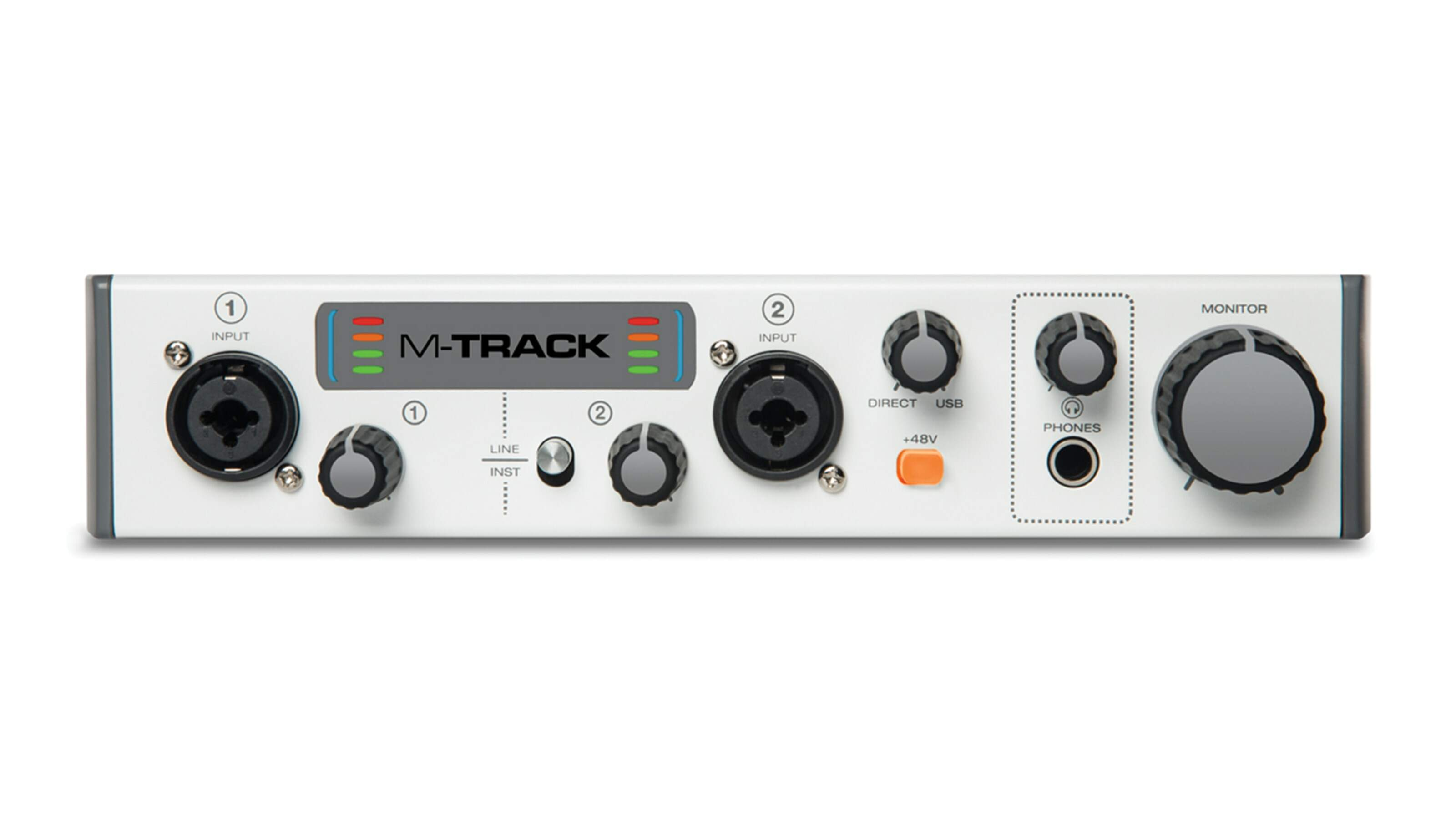 Interface M-audio Mtrackii