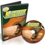 DVD Edon Ritmos Violao Popular Vol 1