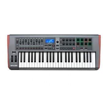 Controlador Novation Impulse49